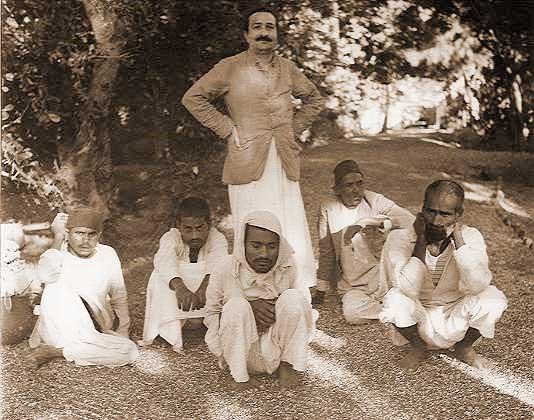 mast ashram at rahuri meher baba